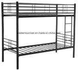黒は単一の二段ベッドのベッドフレームをからかう