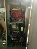 電子二重ノズルのウォータージェット編む機械