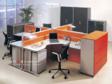 사무실 Furniture Modern Staff Workstation, Employee를 위한 Workstation