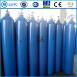 50L de Gasfles van Medical Use Seamless Steel Oxygen (ENGELSE ISO9809)