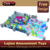 SGS 2014 Drôle enfants Indoor Playground Château