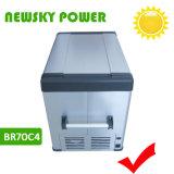 congelatore di frigorifero solare di CC di disegno di 24V 12V Germania per l'automobile 70L