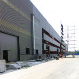 Edifício Prefab do armazém da construção de aço