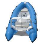 Bateau de pêche d'Aqualand 16feet 4.7m/Fiber/bateau gonflable rigide de nervure (RIB470B)