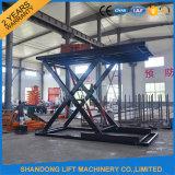 piattaforma idraulica dell'elevatore dell'automobile di 3t 2.5m da vendere