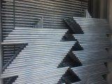 チェーン・リンクの一時構築の塀