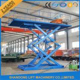 Lifter Table Hydraulic Scissor Lifter com Ce