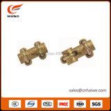 Медь изготовления Китая или скрепленный болтами латунью тип кабель соединяя разъем