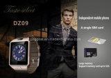 Het Horloge van de Telefoon van Smartwatch Dz09, Androïde Horloge Bluetooth met Kaart SIM