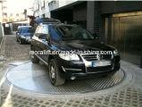 Piattaforma girevole elettrica dell'automobile di parcheggio di 360 gradi/piatto girante dell'automobile