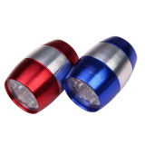 Mini diodo emissor de luz Keychain Flashlight para China