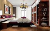 Guardarropa de gama alta del dormitorio (Zy-040)