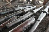 Eje de acero pesado de la forja para el equipo del cemento