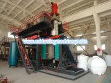 Automaticamente máquina de molde do sopro do tanque de água do HDPE 3layer