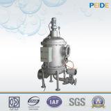 Serie automática de Paladio-Zqx del filtro de agua de limpieza de uno mismo de Peide