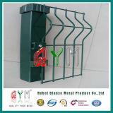 용접한 메시 Fence/Qym/10years 질은 직류 전기를 통한 Finishing/60post를 Warranty/Hot 담근다