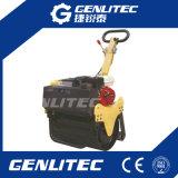 Bewegliches einzelnes Trommel-Benzin-Straßen-Rollen-Verdichtungsgerät mit Loncin Motor