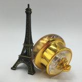 Фольга металла пластичная для косметической бутылки в цвете золота