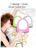 LEDの顔のスプレーの加湿器が付いているウォールマートによってつけられる構成ミラー