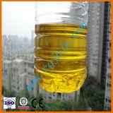 Pyrolyse diesel de qualité du raffinage d'huile à moteur de moteur de perte de noir