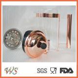 Wschsy007アマゾン熱い販売法の銅のコーヒーメーカーのステンレス鋼のフランス人の出版物のコーヒー出版物