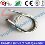 Calentador eléctrico tubular del cartucho del elemento de calefacción de la venta caliente modificado para requisitos particulares
