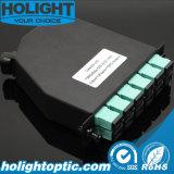 Vezel Optische MPO of MTP aan de Cassette van de Havens van Sc 12f Om3 12