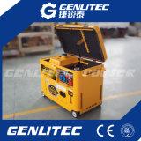 5kw stille Diesel van het Type Generator met 10HP Dieselmotor