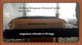 Prill/лепешка хлорида магния для Melt льда