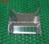 Kundenspezifisches hohe Präzision CNC-maschinell bearbeitendes Aluminiumteil