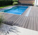 Europea de alta calidad de estilo exterior WPC Decking De Baochu de China