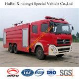 de Vrachtwagen Euro3 van Rhd van de Motor van de Brand van het Water 18ton Dongfeng