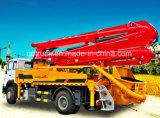 25M 27M 29M concrete pompvrachtwagen, de Vrachtwagen van de Pomp van het Cement