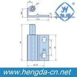 Dobradiças do pivô dos gabinetes da dobradiça de porta da dobradura da dobradiça do indicador da liga Yh9438 de alumínio