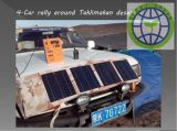 Многофункциональный портативный солнечный генератор для напольного использования