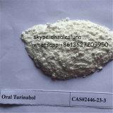 Weiße kristallene aufbauende Steroid-Bestandteile