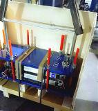 Échangeur de chaleur titanique de plaque de Laval du meilleur alpha industriel de qualité M10 pour la marine à Changhaï