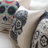 Almohadillas muy baratos de patio de lino de algodón para sofá