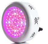 Full Spectrum 150W UFO puissant LED Grow Lights pour les plantes