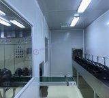 Riga automatica su nastro trasportatore della verniciatura a spruzzo della lacca dell'unità di elaborazione per i caschi