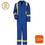 Tipos diferentes do azul do OEM de uniformes da manutenção, Workwear de limpeza do uniforme de serviço