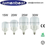 15W 20W 25W 30 LED High Power Lamp