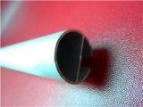 Perfis de alumínio personalizados da extrusão para luzes do diodo emissor de luz
