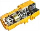 Alzamiento de cadena eléctrico vital modificado para requisitos particulares 2 toneladas con la carretilla eléctrica