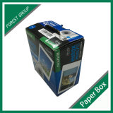 Caja de embalaje de papel de impresión completa para cámara