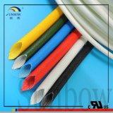 Doublure en fibre de verre en résine de silicone de 1.5kv pour fil de fer