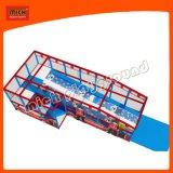 Скольжение спортивной площадки Mich крытое для малышей