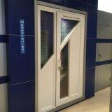 ドアのパネルのためのHsp60-06 Leadcの自由なシェル白いUPVCのプロフィール