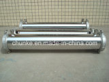 Cubierta de la membrana del filtro de agua del acero inoxidable \ cárter del filtro de alta presión de agua