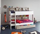 아이들 가구를 위한 다락 2단 침대